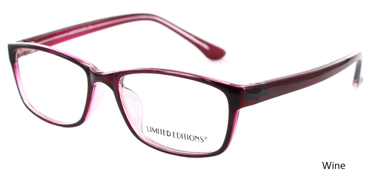 Wine Limited Edition ADDISON Eyeglasses