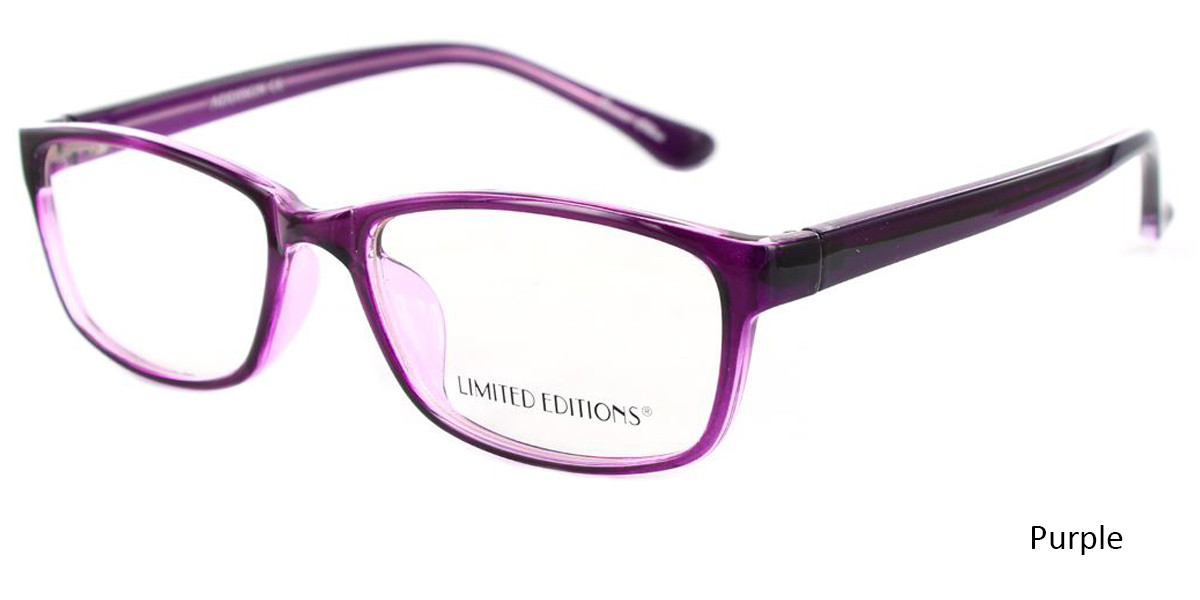 Purple Limited Edition ADDISON Eyeglasses
