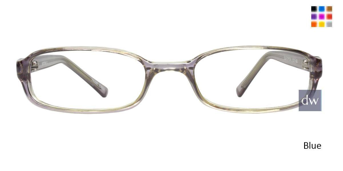 Blue Limited Edition Brittany Eyeglasses