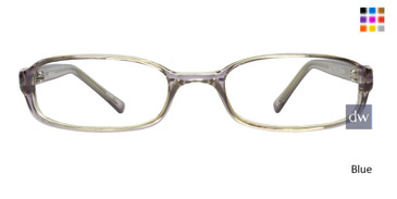 Blue Limited Edition Brittany Eyeglasses