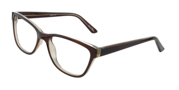 Brown Limited Edition Jenni Eyeglasses