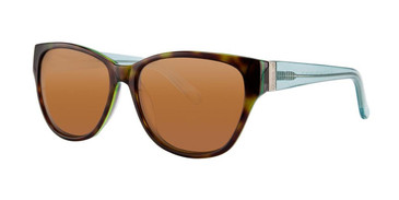 Brown/Green Vivid 785S Sun Collection Sunglasses.