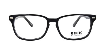 Black GEEK THEORY Eyeglasses