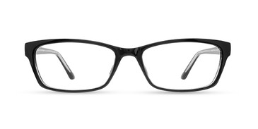 Black/Crystal Limited Edition LTD 706 Eyeglasses