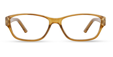 Brown Limited Edition LTD 708 Eyeglasses