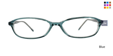 Blue Limited Edition Manhattan Eyeglasses