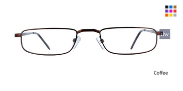 Coffee Limited Edition Spex Eyeglasses
