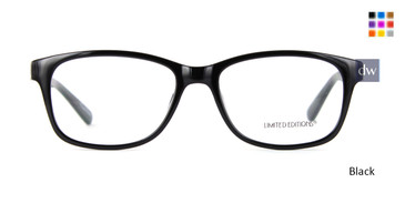 Black Limited Edition Westerly Eyeglasses