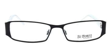Ebony ST. Moritz CATANIA Eyeglasses.