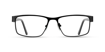 Black ST. Moritz CLINT Eyeglasses