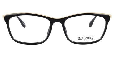 Black ST. Moritz DANICA Eyeglasses