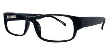 Black ST. Moritz DIPLOMAT Eyeglasses