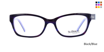 ST. Moritz DONELLA Black/Blue