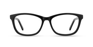 Black ST. Moritz ELLA Eyeglasses