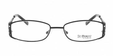 Ebony ST. Moritz ICE 218 Eyeglasses.