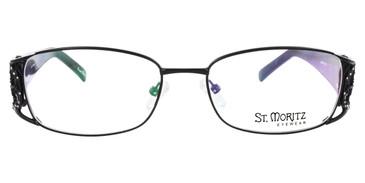 Ebony ST. Moritz ICE 257 Eyeglasses