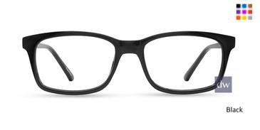 Black Limited Edition Preston Eyeglasses