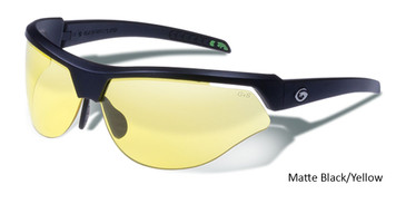 Gargoyles CARDINAL-PR - Matte Black/Yellow Sunglasses