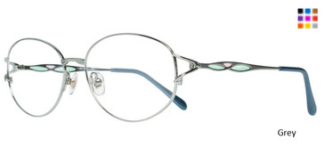 Grey WOMANS DAY 102 Eyeglasses