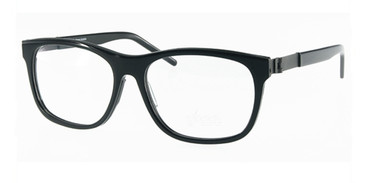Black Free-Form FFA984 Eyeglasses