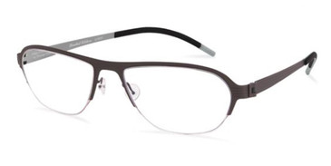 Brown Free-Form FFA931 Eyeglasses