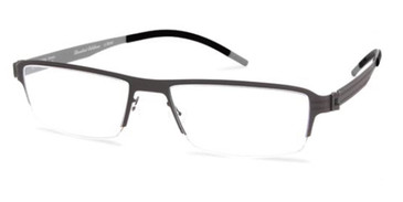 Black/Grey Free-Form FFA933 Eyeglasses.