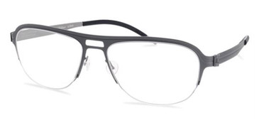 Black/Grey Free-Form FFA934 Eyeglasses.