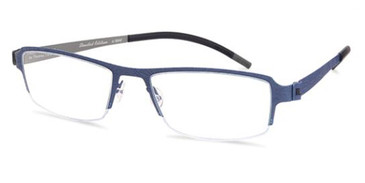 Black/Grey Free-Form FFA936 Eyeglasses