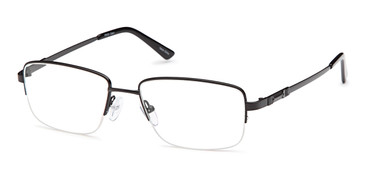 Black CAPRI FX101 Eyeglasses.