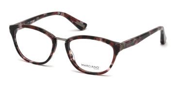Coloured Havana Marciano GM0302 Eyeglasses.