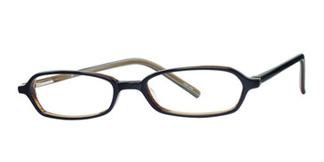 Black/Brown Marble Vivid 721 Eyeglasses