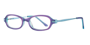 Violet Eight To Eighty Abby Eyeglasses.