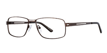 Brown Eight To Eighty Adam Eyeglasses.