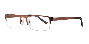 Brown Eight To Eighty Artie Eyeglasses