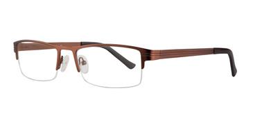 Brown Eight To Eighty Artie Eyeglasses.