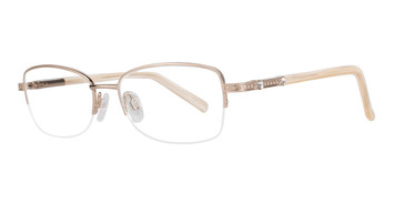 Gold Eight To Eighty Bea Eyeglasses