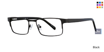 Black Eight To Eighty Classy Eyeglasses