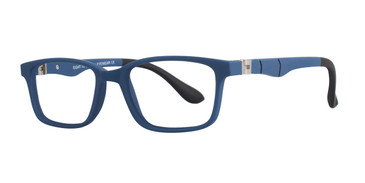 Blue Eight To Eighty Cody Eyeglasses.