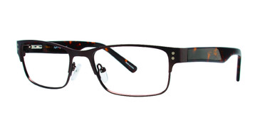 Brown Eight To Eighty Explorer Eyeglasses