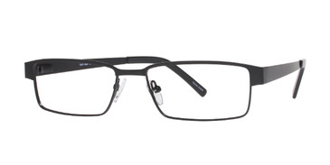 Black Eight To Eighty Frank Eyeglasses