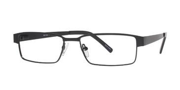Black Eight To Eighty Frank Eyeglasses.