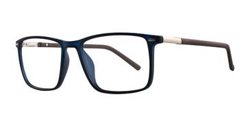 Blue Eight To Eighty Gary Eyeglasses.