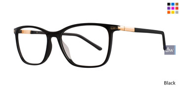 Black Eight To Eighty Heidi Eyeglasses