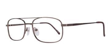 Brown Eight To Eighty Hornet Eyeglasses.