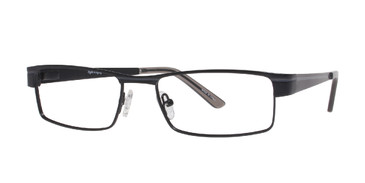Black Eight To Eighty Jimmy Eyeglasses