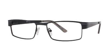Black Eight To Eighty Jimmy Eyeglasses.