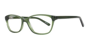 Green Eight To Eighty Joy Eyeglasses.