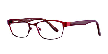 Burgundy Eight To Eighty June Eyeglasses