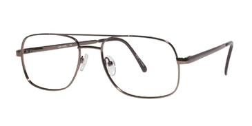 Brown Eight To Eighty Morty Eyeglasses.