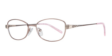 Pink Eight To Eighty Nanny Eyeglasses